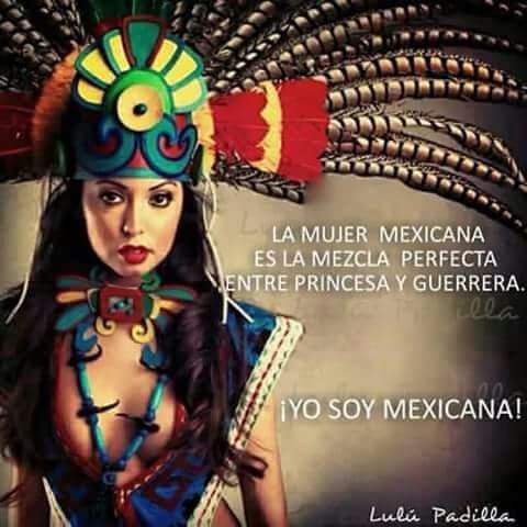 guerrera mexicana