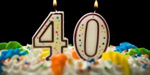 Ventajas de cumplir 40
